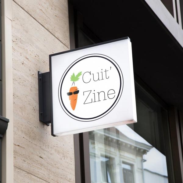 CuitZine logo