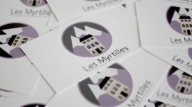 les myrtilles logo